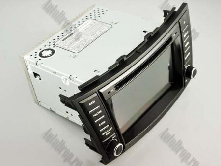 NAVIGATIE Suzuki Swift 2011+, ANDROID 9, Quadcore|PX30|/ 2GB RAM + 16GB ROM cu DVD, 7 Inch - AD-BGWSW1115P318