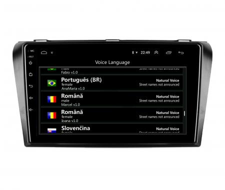 Navigatie Android Mazda 3 1+16GB | AutoDrop.ro [5]