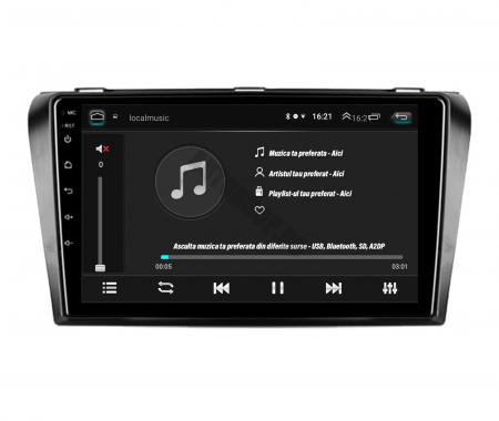 Navigatie Android Mazda 3 2+32GB | AutoDrop.ro [7]