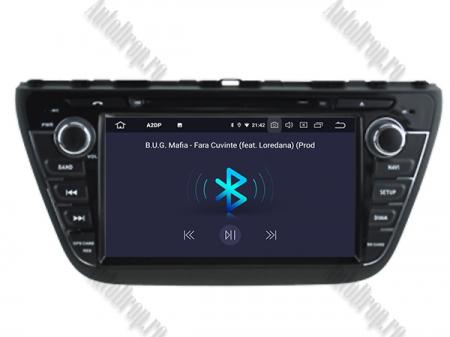 NAVIGATIE Suzuki S-Cross 2014+, ANDROID 9, Quadcore PX30 / 2GB RAM + 16GB ROM cu DVD, 7 Inch - AD-BGWCRS14P36