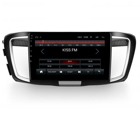 Navigatie Honda Accord 9 (2013-2017), Android 9.1, QUADCORE|MTK| / 1GB RAM + 16GB ROM, 10.1 Inch - AD-BGPACCORD14MTK1