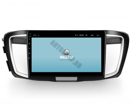 Navigatie Honda Accord 9 (2013-2017), Android 9.1, QUADCORE|MTK| / 2GB RAM + 32GB ROM, 10.1 Inch - AD-BGPACCORD14MTK2GB8