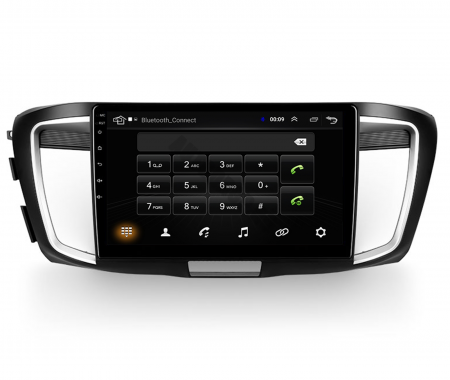 Navigatie Honda Accord 9 (2013-2017), Android 9.1, QUADCORE|MTK| / 1GB RAM + 16GB ROM, 10.1 Inch - AD-BGPACCORD14MTK5