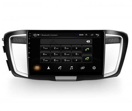 Navigatie Honda Accord 9 (2013-2017), Android 9.1, QUADCORE|MTK| / 2GB RAM + 32GB ROM, 10.1 Inch - AD-BGPACCORD14MTK2GB5