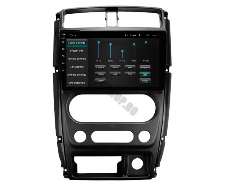 Navigatie Android Suzuki Jimny | AutoDrop.ro [4]