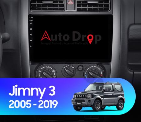 Navigatie Android Suzuki Jimny 2GB   AutoDrop.ro [15]