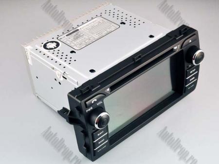 NAVIGATIE Toyota Auris 2013+, ANDROID 10, Quadcore|PX30|/ 2GB RAM + 16GB ROM cu DVD, 7 Inch - AD-BGWAURIS2P315