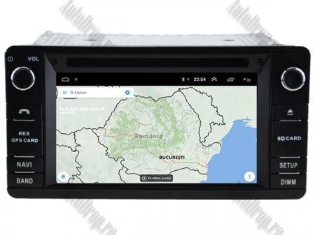 Navigatie Mitsubishi Outlander, ASX, Lancer 2013+ | 4+64GB [14]