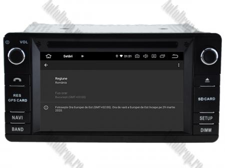NAVIGATIE MITSUBISHI OUTLANDER/ ASX/ LANCER, ANDROID 9, Quadcore|PX30|/ 2GB RAM + 16GB ROM cu DVD, 7 Inch - AD-BGWOTLR1315P39