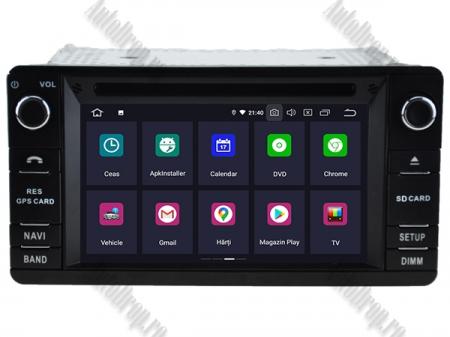 Navigatie Mitsubishi Outlander, ASX, Lancer 2013+ | 4+64GB [2]