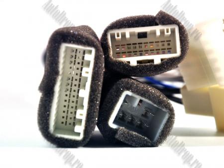 NAVIGATIE TOYOTA AVENSIS (2008-2013), ANDROID 10, Quadcore|PX30|/ 2GB RAM + 16GB ROM cu DVD, 7 Inch - AD-BGWAVS2P3-B20