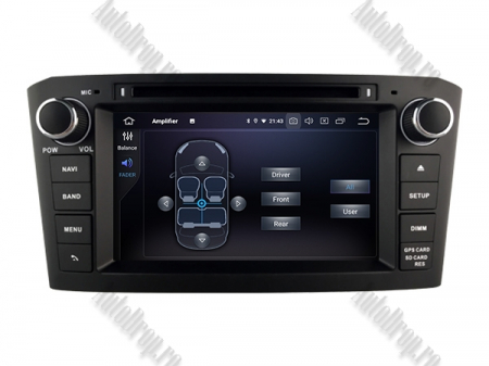 Navigatie Dedicata Toyota Avensis(2005-2008) cu Android [5]