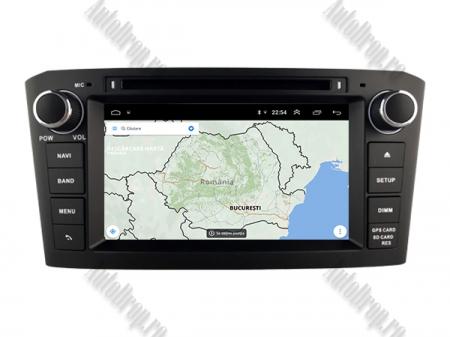 Navigatie Dedicata Toyota Avensis(2005-2008) cu Android [12]