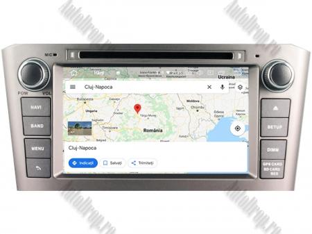Navigatie Dedicata Toyota Avensis 2-16GB | AutoDrop.ro [10]
