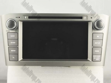 NAVIGATIE TOYOTA AVENSIS (2005-2008), ANDROID 10, Octacore|PX5|/ 4GB RAM + 64GB ROM cu DVD, 7 Inch - AD-BGWAVS1P5-S15