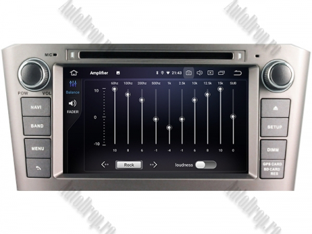 Navigatie Dedicata Toyota Avensis 2-16GB | AutoDrop.ro [6]