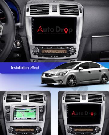 Navigatie Android 10 Toyota Avensis PX6 | AutoDrop.ro [17]
