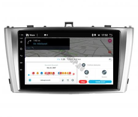 Navigatie Android 10 Toyota Avensis PX6 | AutoDrop.ro [10]