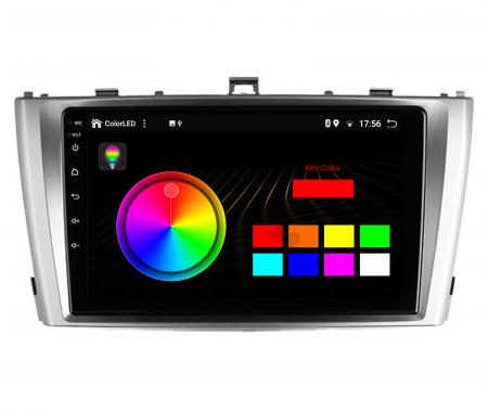 Navigatie Android 10 Toyota Avensis PX6 | AutoDrop.ro [11]