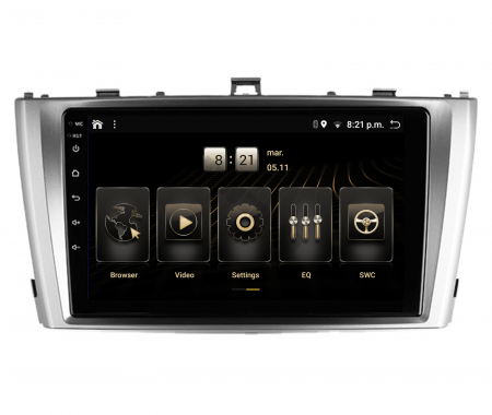 Navigatie Android 10 Toyota Avensis PX6 | AutoDrop.ro [2]