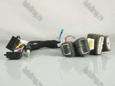 NAVIGATIE TOYOTA Corolla (2007-2011), ANDROID 9, Octacore|PX5|/ 4GB RAM + 64GB ROM cu DVD, 7 Inch - AD-BGWCOROLLA2P518