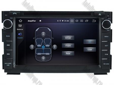 NAVIGATIE Kia CEED FL 2009+, ANDROID 9, Quadcore|PX30|/ 2GB RAM + 16GB ROM cu DVD, 7 Inch - AD-BGWCEED1012P38