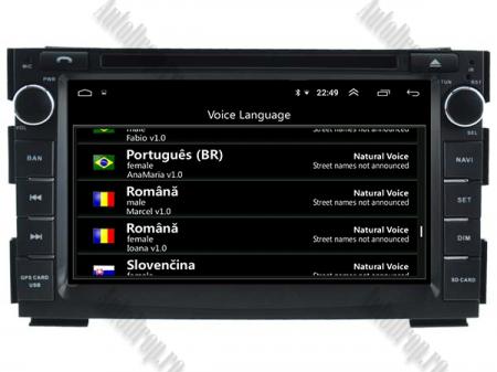 NAVIGATIE Kia CEED FL 2009+, ANDROID 9, Quadcore|PX30|/ 2GB RAM + 16GB ROM cu DVD, 7 Inch - AD-BGWCEED1012P37