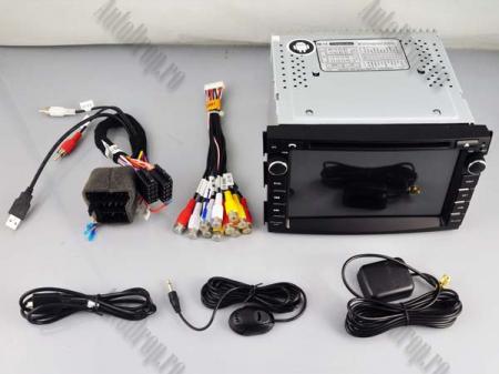 NAVIGATIE Kia CEED FL 2009+, ANDROID 9, Quadcore|PX30|/ 2GB RAM + 16GB ROM cu DVD, 7 Inch - AD-BGWCEED1012P316