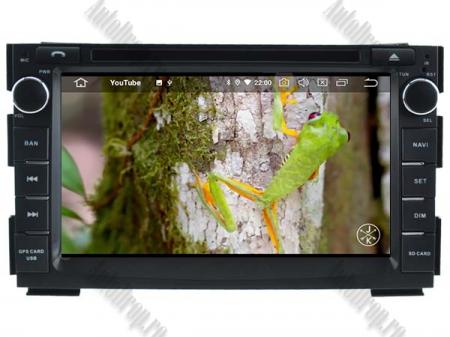 NAVIGATIE Kia CEED FL 2009+, ANDROID 9, Quadcore|PX30|/ 2GB RAM + 16GB ROM cu DVD, 7 Inch - AD-BGWCEED1012P311