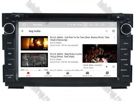 NAVIGATIE Kia CEED FL 2009+, ANDROID 9, Quadcore|PX30|/ 2GB RAM + 16GB ROM cu DVD, 7 Inch - AD-BGWCEED1012P310
