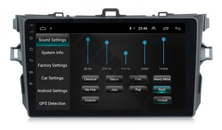 Navigatie Android Toyota Corolla 1+16GB | AutoDrop.ro [10]