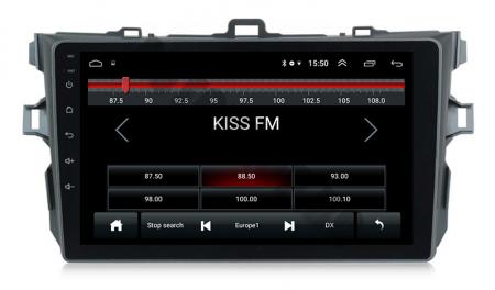 Navigatie Android Toyota Corolla 1+16GB | AutoDrop.ro [1]