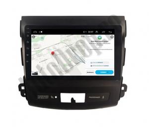 Navigatie Mitstubishi Outlander / Peugeot 4007 / Citroen C-Crosser, Android 9.1, QUADCORE|MTK| / 2GB RAM + 32 ROM, 9 Inch - AD-BGPOUTLANDER9MTK2GB10
