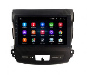 Navigatie Mitstubishi Outlander / Peugeot 4007 / Citroen C-Crosser, Android 9.1, QUADCORE|MTK| / 2GB RAM + 32 ROM, 9 Inch - AD-BGPOUTLANDER9MTK2GB1