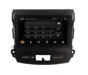 Navigatie Mitstubishi Outlander / Peugeot 4007 / Citroen C-Crosser, Android 9.1, QUADCORE|MTK| / 2GB RAM + 32 ROM, 9 Inch - AD-BGPOUTLANDER9MTK2GB5
