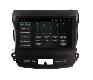 Navigatie Mitstubishi Outlander / Peugeot 4007 / Citroen C-Crosser, Android 9.1, QUADCORE|MTK| / 2GB RAM + 32 ROM, 9 Inch - AD-BGPOUTLANDER9MTK2GB13