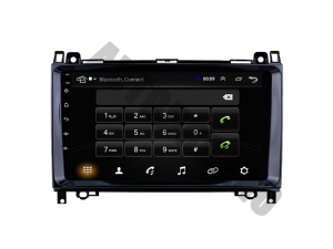 Navigatie Mercedes Benz Sprinter, Viano, Vito, A/B Class, Crafter, Android 9.1, QUADCORE|MTK| / 1GB RAM + 16 ROM, 9 Inch - AD-BGPMBSPR9MTK1GB5