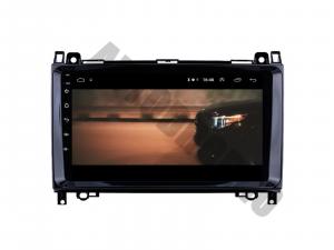 Navigatie Mercedes Benz Sprinter, Viano, Vito, A/B Class, Crafter, Android 9.1, QUADCORE|MTK| / 1GB RAM + 16 ROM, 9 Inch - AD-BGPMBSPR9MTK1GB14