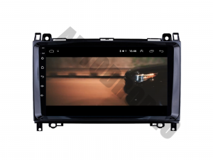 Navigatie Mercedes Benz Sprinter, Viano, Vito, A/B Class, Crafter, Android 9.1, QUADCORE|MTK| / 2GB RAM + 32 ROM, 9 Inch - AD-BGPMBSPR9MTK2GB14