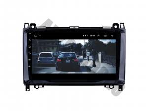 Navigatie Mercedes Benz Sprinter, Viano, Vito, A/B Class, Crafter, Android 9.1, QUADCORE|MTK| / 1GB RAM + 16 ROM, 9 Inch - AD-BGPMBSPR9MTK1GB13