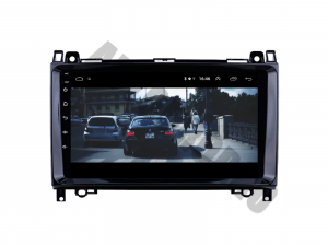 Navigatie Mercedes Benz Sprinter, Viano, Vito, A/B Class, Crafter, Android 9.1, QUADCORE|MTK| / 2GB RAM + 32 ROM, 9 Inch - AD-BGPMBSPR9MTK2GB13