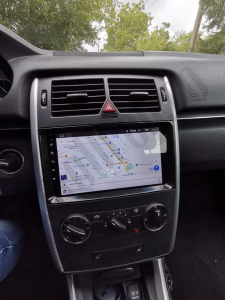 Navigatie Mercedes Benz Sprinter, Viano, Vito, A/B Class, Crafter, Android 9.1, QUADCORE|MTK| / 2GB RAM + 32 ROM, 9 Inch - AD-BGPMBSPR9MTK2GB16