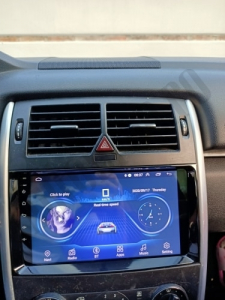 Navigatie Mercedes Benz Sprinter, Viano, Vito, A/B Class, Crafter, Android 9.1, QUADCORE|MTK| / 2GB RAM + 32 ROM, 9 Inch - AD-BGPMBSPR9MTK2GB18