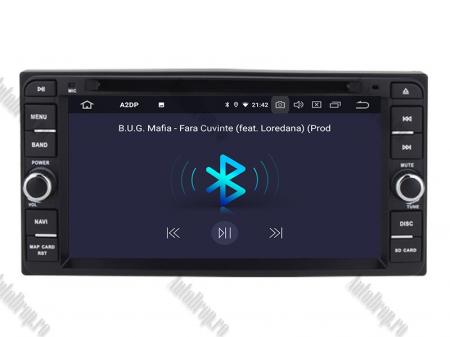 Navigatie Dedicata Toyota Corrola/Hilux/Terios PX5 4+64GB [4]