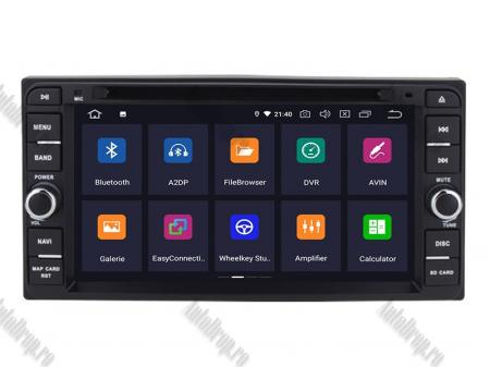 Navigatie Dedicata Toyota Corrola/Hilux/Terios PX5 4+64GB [1]