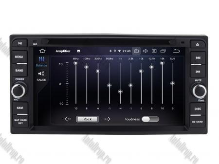 Navigatie Dedicata Toyota Corrola/Hilux/Terios PX5 4+64GB [6]