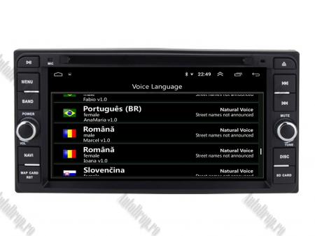 Navigatie Dedicata Toyota Corrola/Hilux/Terios PX5 4+64GB [7]