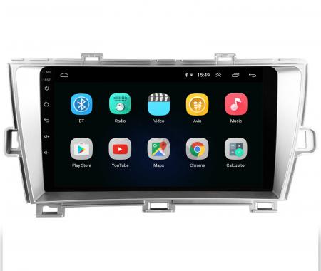 Navigatie Toyota Prius (2009-2014), Android 9.1, QUADCORE|MTK| / 2GB RAM + 32GB ROM, 9 Inch - AD-BGPPRS1MTK2GB2