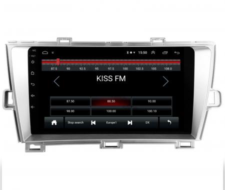 Navigatie Toyota Prius (2009-2014), Android 9.1, QUADCORE|MTK| / 2GB RAM + 32GB ROM, 9 Inch - AD-BGPPRS1MTK2GB1