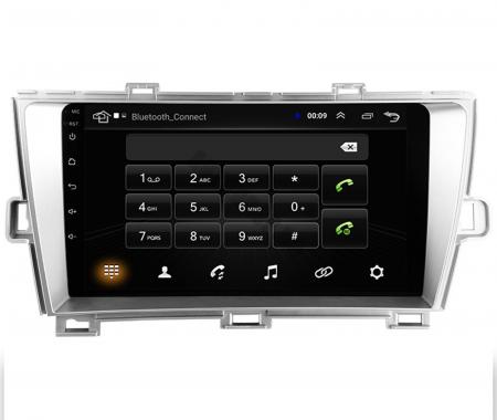 Navigatie Toyota Prius (2009-2014), Android 9.1, QUADCORE|MTK| / 2GB RAM + 32GB ROM, 9 Inch - AD-BGPPRS1MTK2GB5